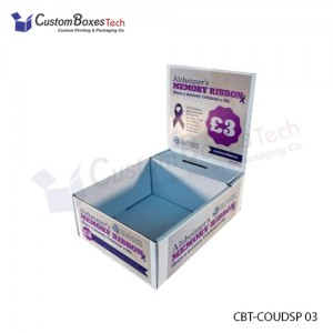 Pharmaceutical Display Packaging Boxes - CustomBoxesTech