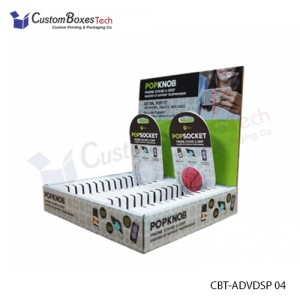 Custom Display Packaging Boxes - CustomBoxesTech