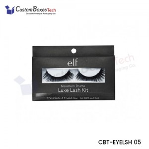 Custom Eyelash Packaging Boxes - CustomBoxesTech