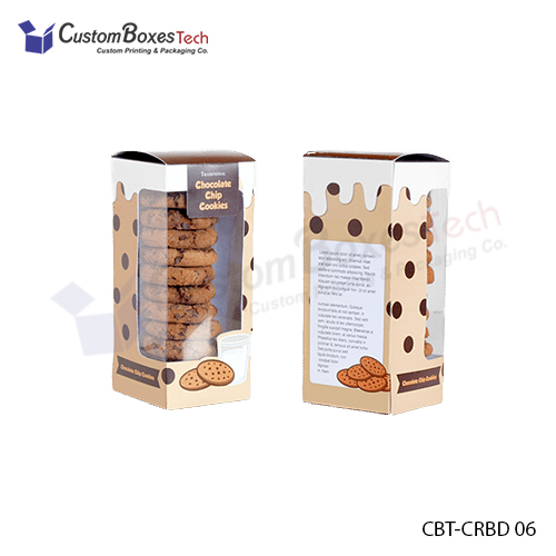 Custom Cardboard Packaging Boxes with Window - Custom Boxes Tech
