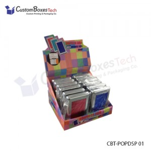 Custom Product Display Packaging Boxes Wholesale