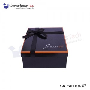 Custom Luxury Apparel Packaging Boxes - CustomBoxesTech