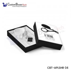 Custom Shirt Packaging Boxes Wholesale - CustomBoxesTech