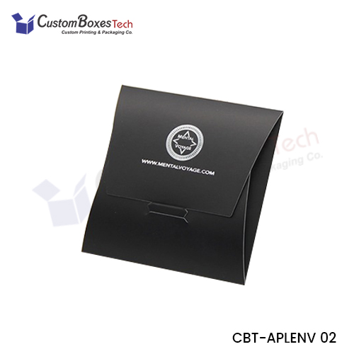 Apparel Envelop Packaging Boxes - CustomBoxesTech