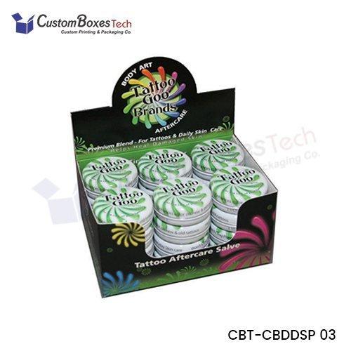 Custom Eco Friendly Display Packaging Boxes