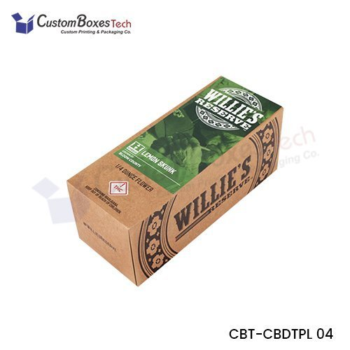 Custom CBD Topicals Packaging Boxes