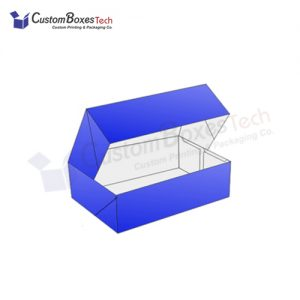 Custom Four Corner Folding Packaging Boxes