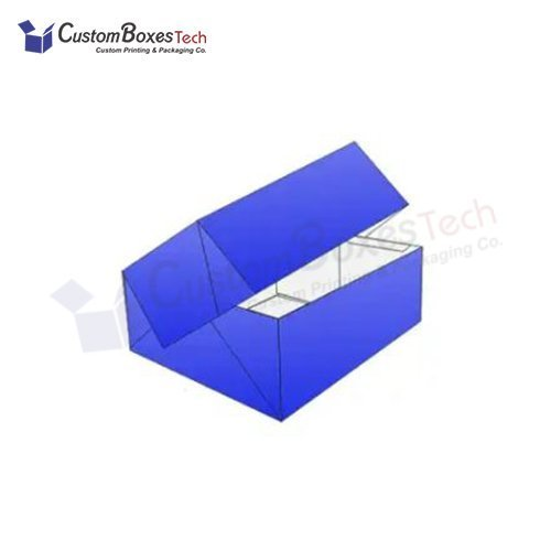 Custom Six Corners Folding Packaging Boxes