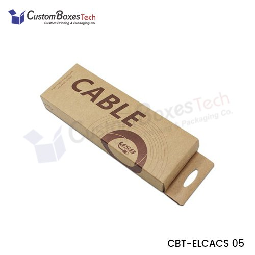 Custom Product Accessories Packaging Boxes