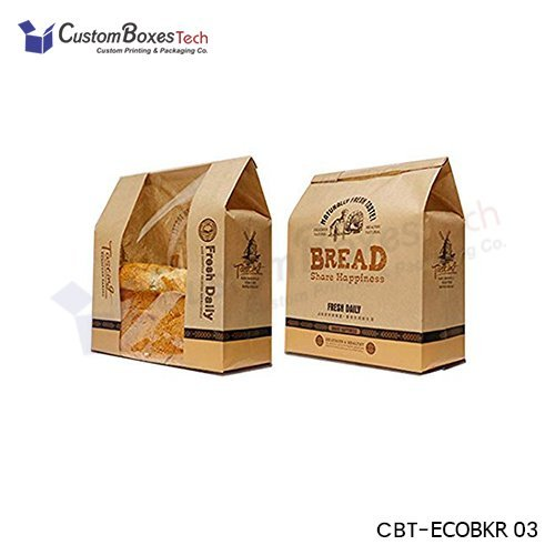 Eco Friendly Bakery Boxes