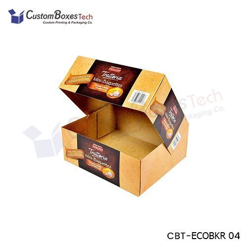 Eco Friendly Bakery Packaging Boxes