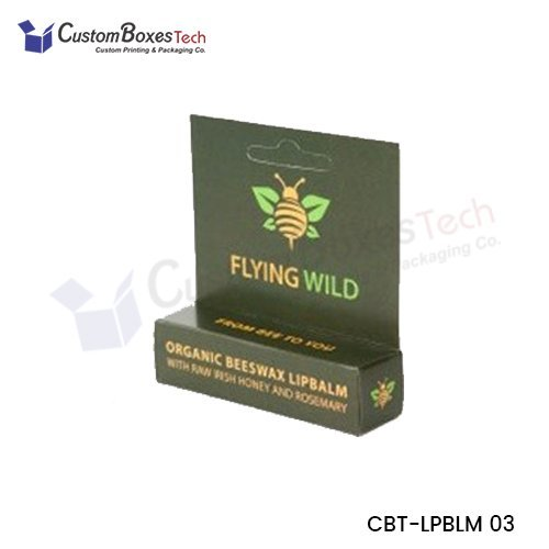 Custom Lip Balm Boxes Wholesale