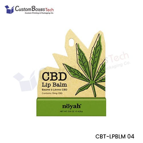 Custom Lip Balm Packaging Wholesale