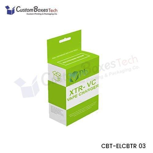 Custom Vape Battery Packaging Boxes