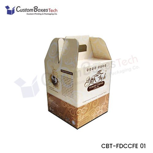 Custom Coffee Packaging Boxes wholesale