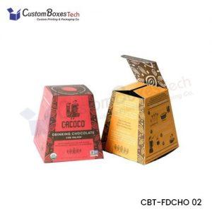 Custom Chocolate Boxes Wholesale
