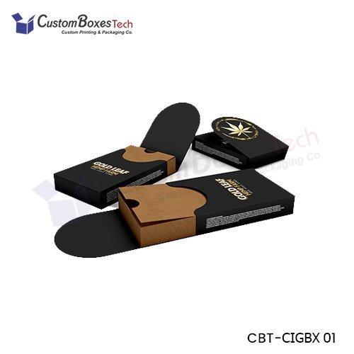 Custom E Cigarette Packaging Boxes Wholesale