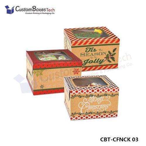 Custom Cake Packaging Boxes Wholesale