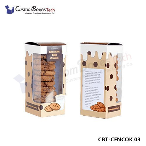 Custom Cookie Packaging Boxes