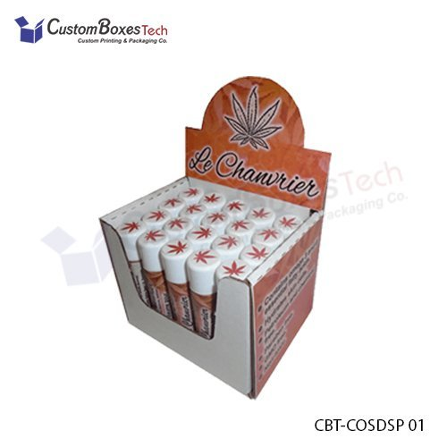 Custom Consumer Products Display Boxes