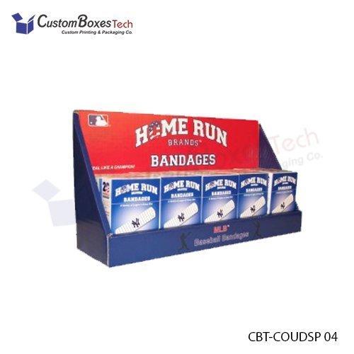 Custom Pharmaceutical Display Packaging