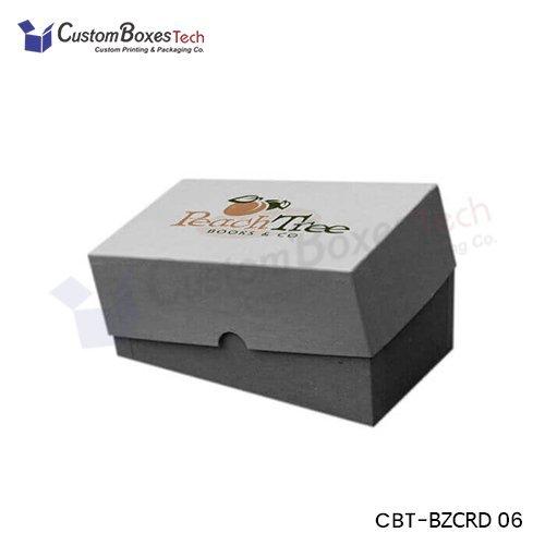 Custom Case Cards / Printed Back Cards