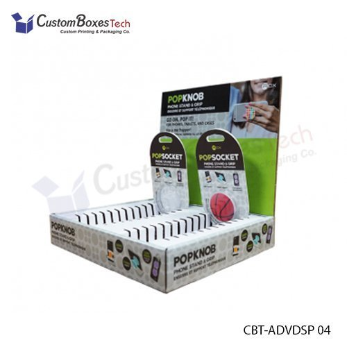Custom Advertising Display Packaging Boxes