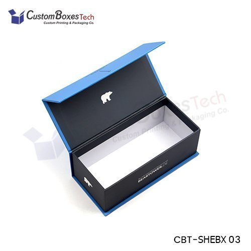 Custom Shoe Packaging Boxes Wholesale