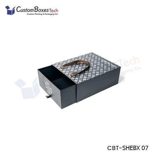 Custom Shoe Packaging Wholesale