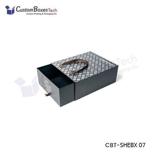 Custom Shoe Packaging Wholesale