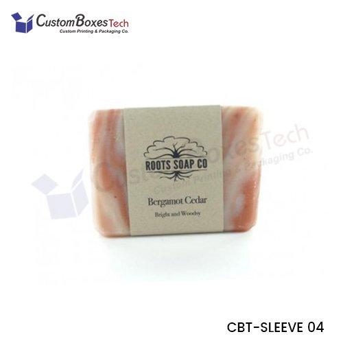 Custom Soap Packaging Boxes