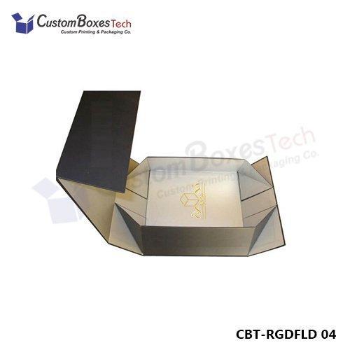 Custom Foldable Rigid Packaging