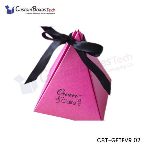 Custom Favor Packaging Boxes