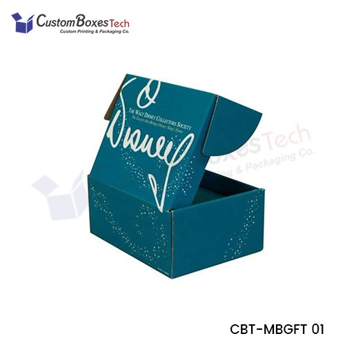 Custom Gift Mailer Packaging Boxes wholesale