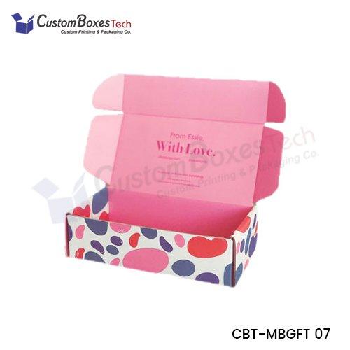 Custom Gift Mailer Packaging