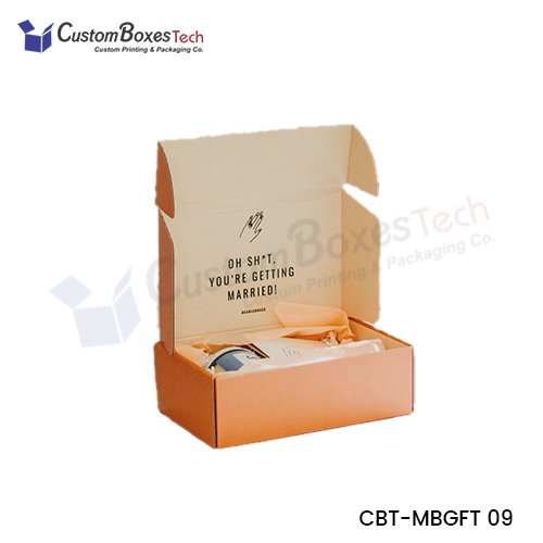 Custom Gift Mailer Packaging Boxes