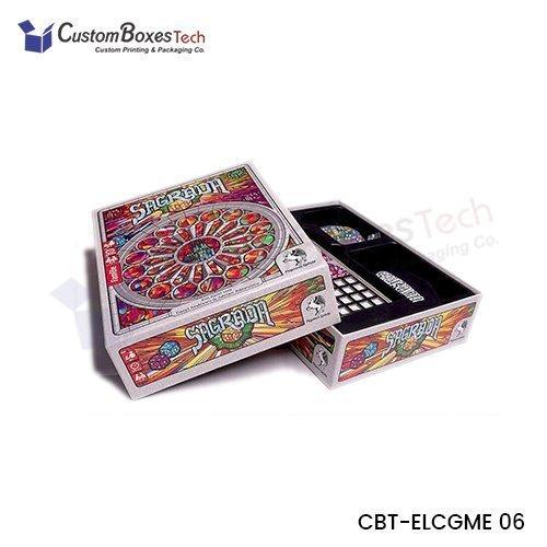 Custom Game Packaging