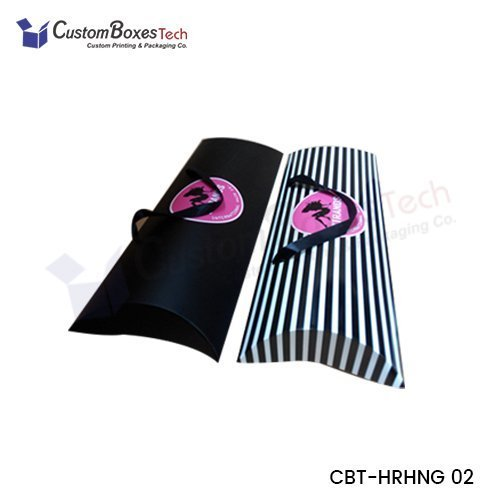 Hanging Pillow Packaging Boxes wholesale