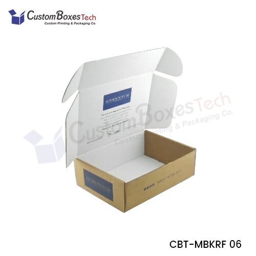Eco Friendly Apparel Packaging Boxes