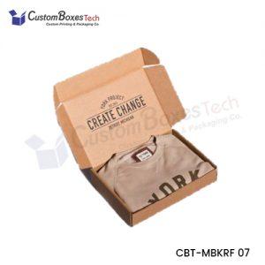 Eco Friendly Apparel Boxes