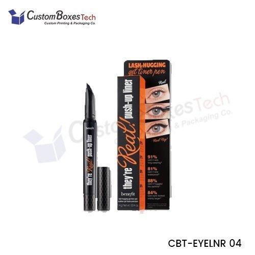 Custom Eyeliner Packaging Boxes