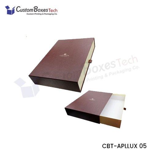 Custom Luxury Gift Packaging Boxes
