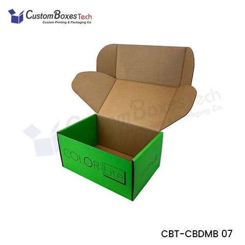 Custom Colors Mailer Boxes wholesale