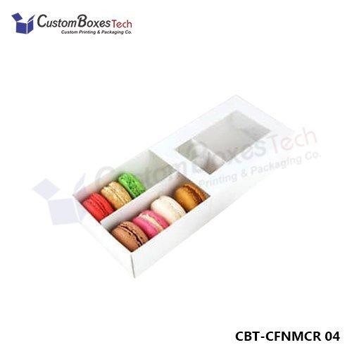 Custom Macaron Sleeve Packaging Boxes Wholesale