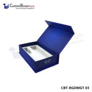 Custom Magnetic Closure Packaging Boxes