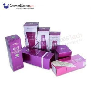 Custom Cosmetic Packaging Boxes Wholesale