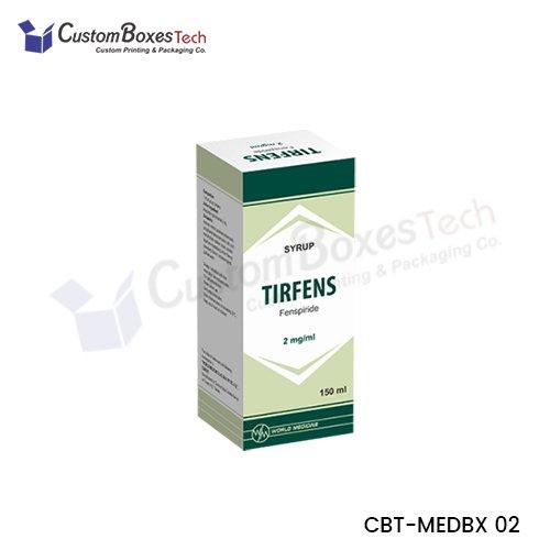 Custom Medicine Packaging Wholesale