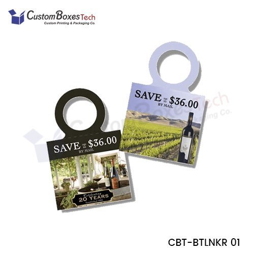 Custom Bottle Neckers Packaging Boxes