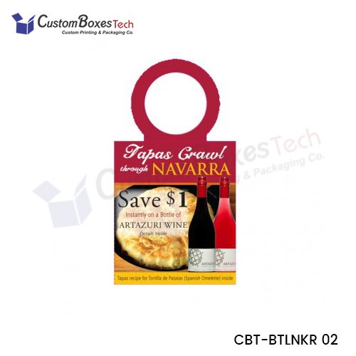 Custom Bottle Neckers Packaging
