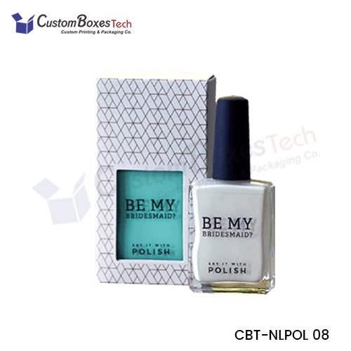 Custom Nail Polish Wholesale